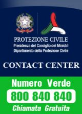 Contact Center Protezione Civile